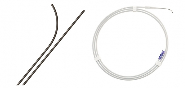 Angiographic Guidewire