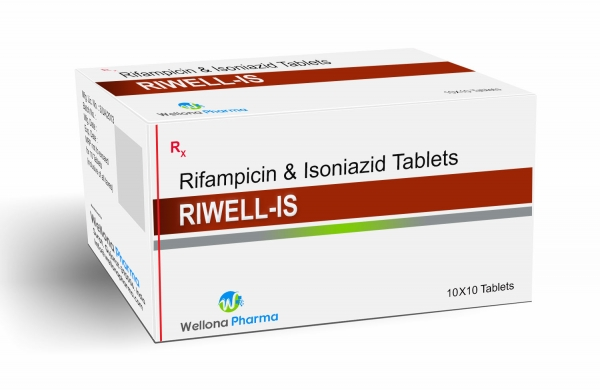 Rifampicin & Isoniazid Tablets