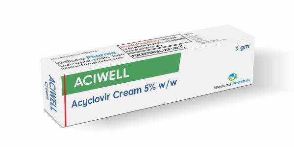 Acyclovir Creams