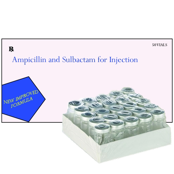 Ampicillin and Sulbactam for Injection