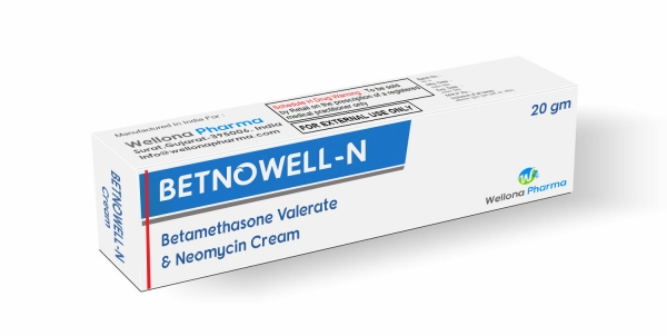 Betamethasone Valerate & Neomycin Cream