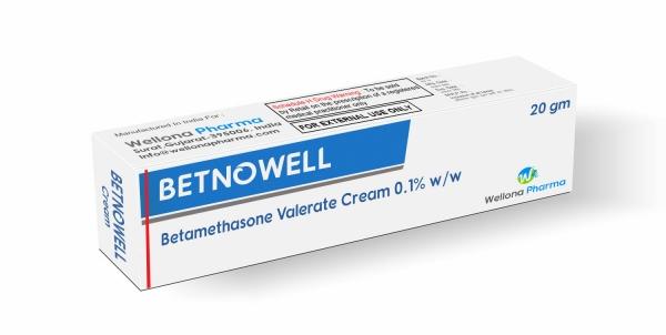 Betamethasone Valerate Creams