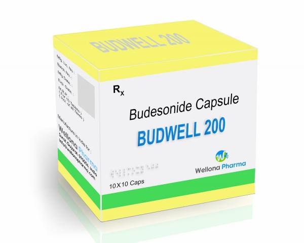 Budesonide Capsules