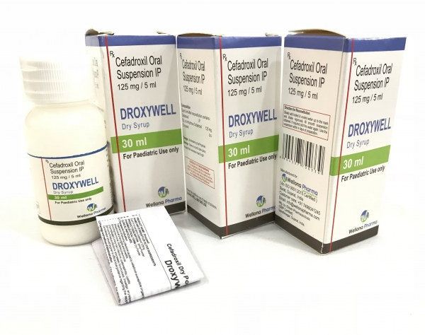 Cefadroxil Dry Syrup