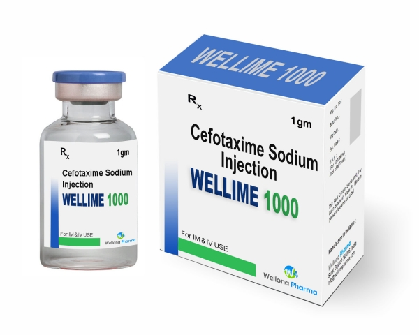 Cefotaxime Sodium Injection