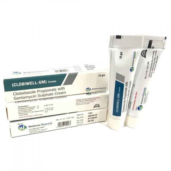 Clobetasol Propionate & Gentamicin Cream
