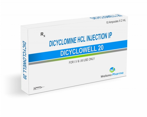 Dicyclomine HCL Injection