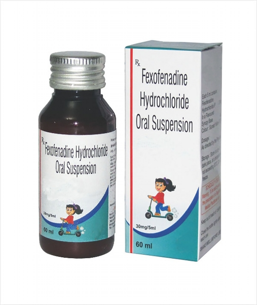 Fexofenadine Suspension
