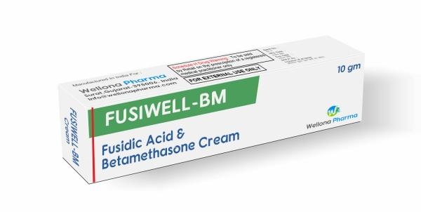 Fusidic Acid & Betamethasone Cream