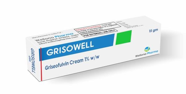 Griseofulvin Cream Manufacturer & Supplier India | Buy Online