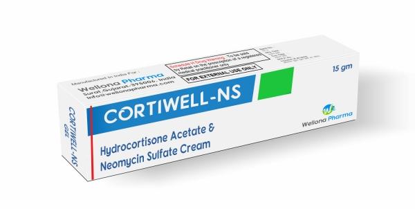 Hydrocortisone Acetate & Neomycin Sulfate Cream