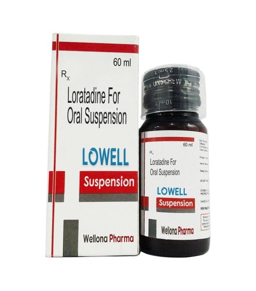Loratadine Suspension