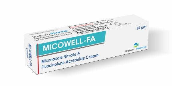 Miconazole Nitrate & Fluocinolone Acetonide Cream