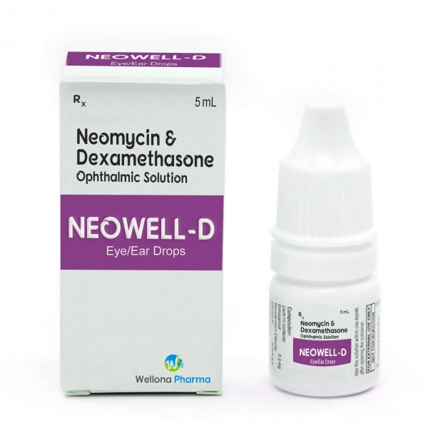 Neomycin & Dexamethasone Eye Drops