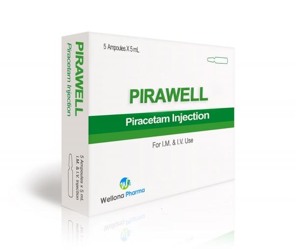 Piracetam Injection Manufacturer Supplier India Buy Online