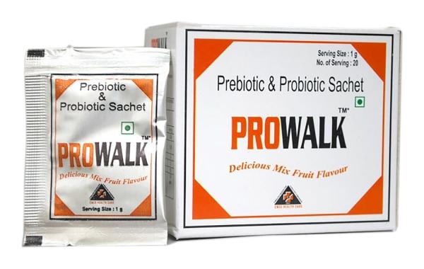 Prebiotic & Probiotic Sachet