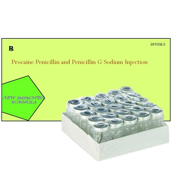 Procaine Penicillin and Penicillin G Sodium Injection