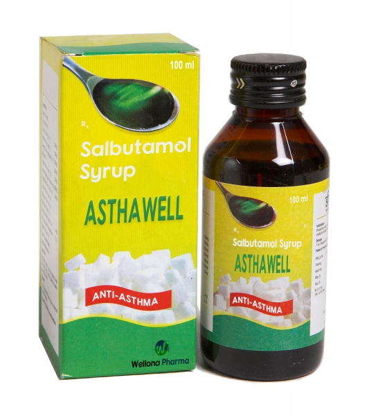 Salbutamol Syrup