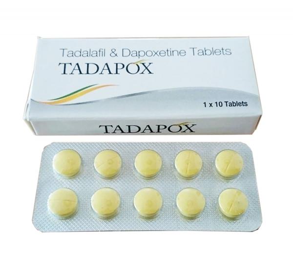 Tadalafil & Dapoxetine Tablets