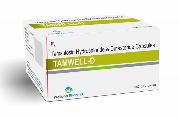 Tamsulosin & Dutasteride Capsules