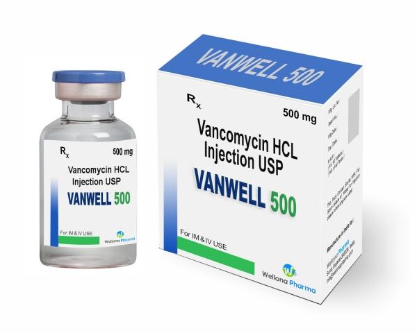 Vancomycin Injection