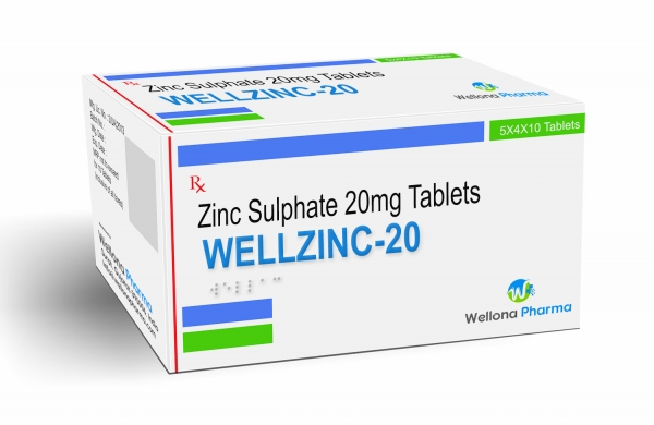 Zinc Sulphate Tablet